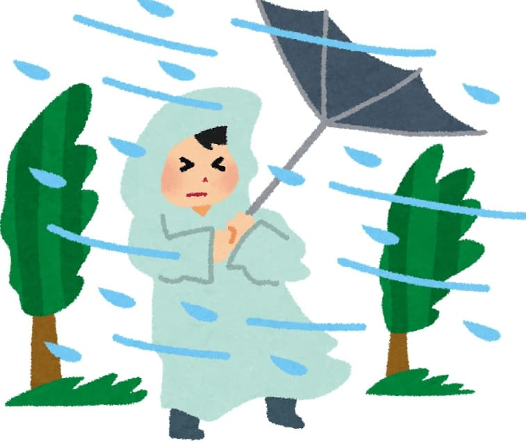 台風に備える(備品編)、超大型台風19号が日本に接近中